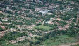 Galiléia - vista da cidade do alto, Por maria